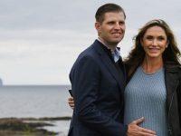 У Дональда Трампа родился девятый внук