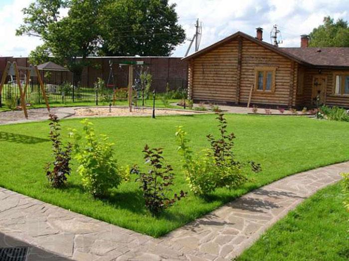 Строительство загородного дома. Как правильно подготовить участок
