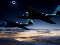 Ученые NASA будут наблюдать за солнечным затмением с реактивных самолетов
