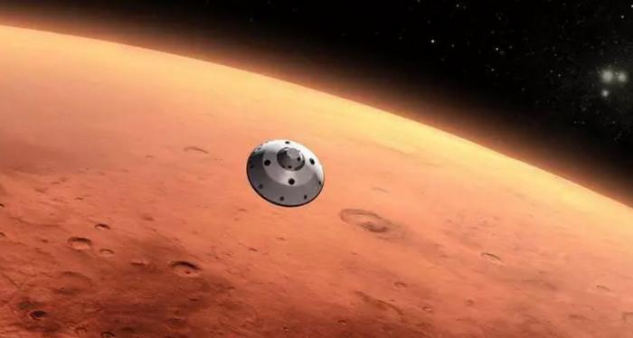 Ученые обнаружили большие залежи льда на Марсе