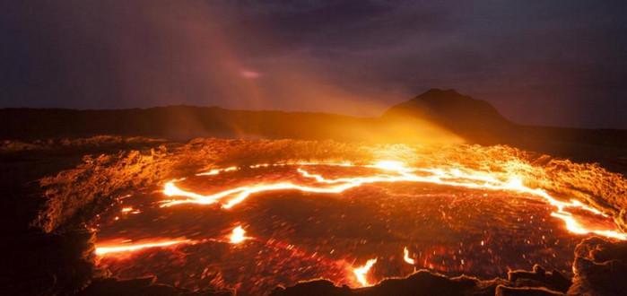 Ученые обнаружили под США гигантское озеро углеводорода
