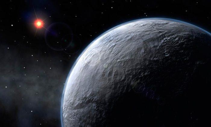 Ученые обнаружили признаки наличия воды в атмосфере экзопланеты