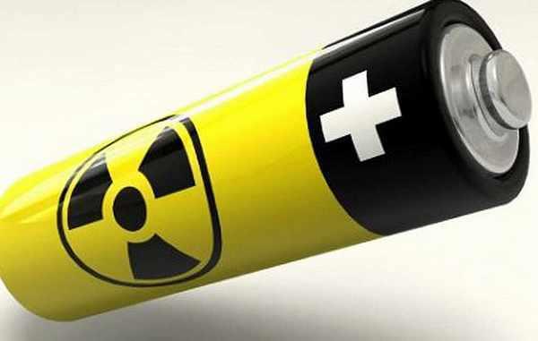 """Ученые создали """"вечный"""" аккумулятор из алмазов и радиоактивных отходов"""