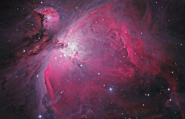Ученые увидели звезды, которые образуются вне галактического диска