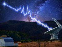 Ученые зафиксировали радиосигналы, поступающие из дальнего космоса