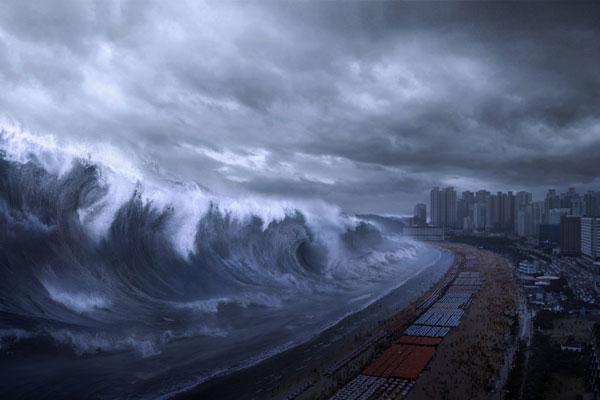 Ученый предложил уникальный способ борьбы с цунами