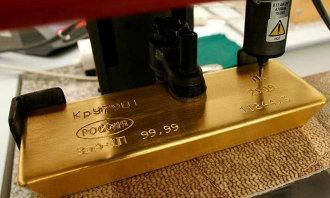 Промышленная маркировка металлических изделий при помощи лазера