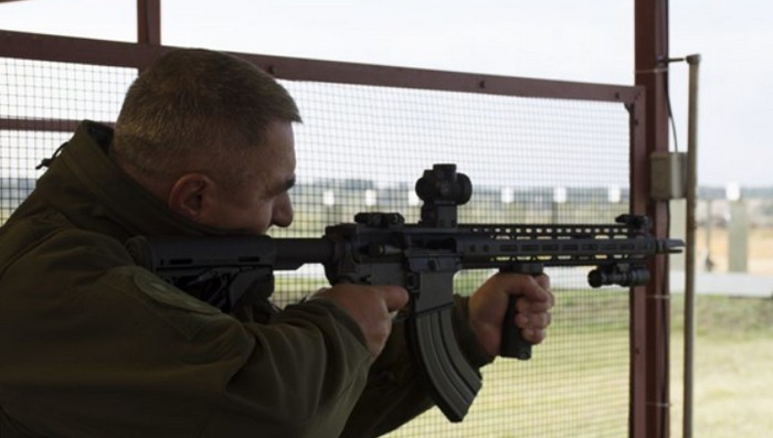 Украина и США начали совместное производство стрелкового оружия