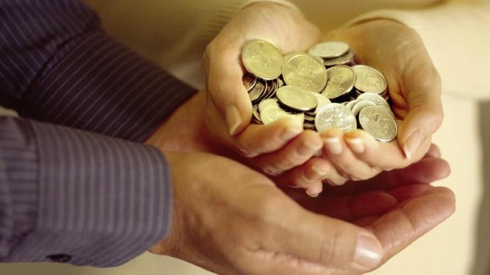 Украина на 90 месте в мировом рейтинге благотворительности