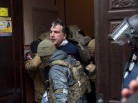 Украина получила из Грузии все материалы для экстрадиции Саакашвили