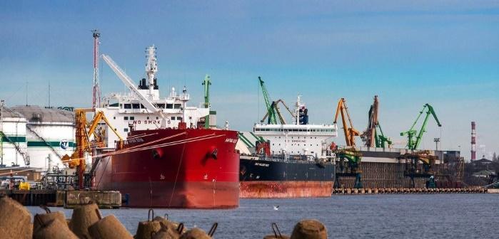 Украина присоединилась к Европейской организации морских портов