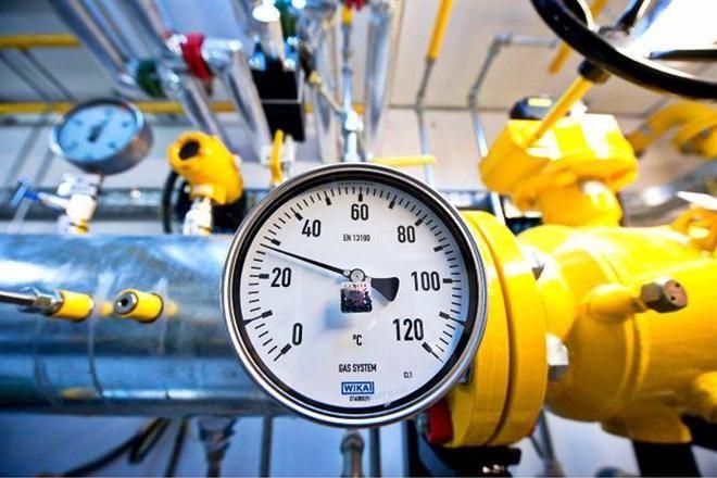 Украина в четыре раза сократила добычу газа