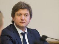 Украина завершит сотрудничество с МВФ в 2018 году, – Данилюк