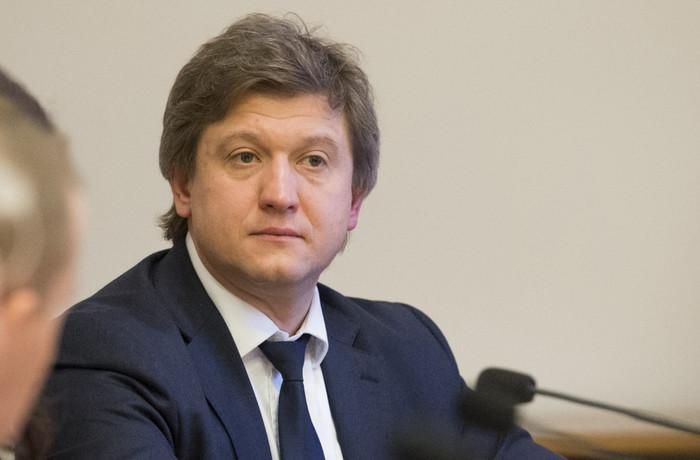 Украина завершит сотрудничество с МВФ в 2018 году, - Данилюк