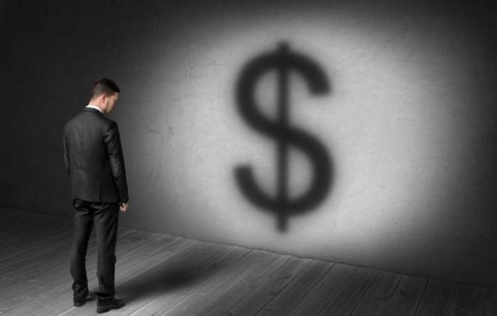 """Украинская экономика резко ушла в """"тень"""": вне контроля государства 1,1 триллион гривен"""