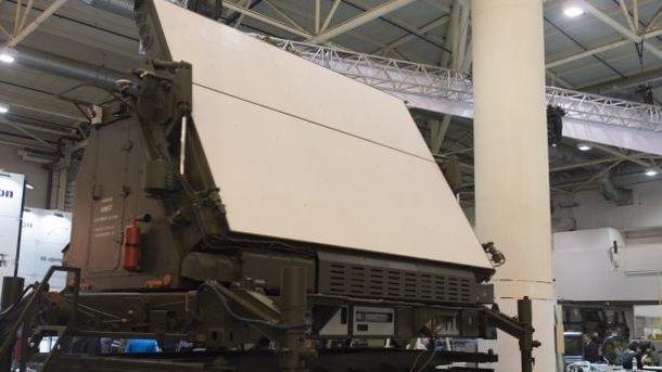 Украинские разработчики представили 3D-радар для ПВО: выявляет цели в радиусе 500 км на всех высотах