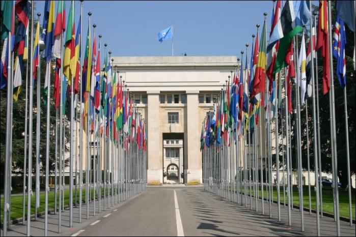 Украину избрали в состав Совета ООН по правам человека