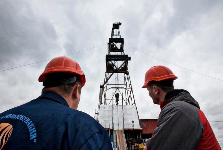 «Укргаздобыча» подписала крупнейший в истории контракт на бурение скважин
