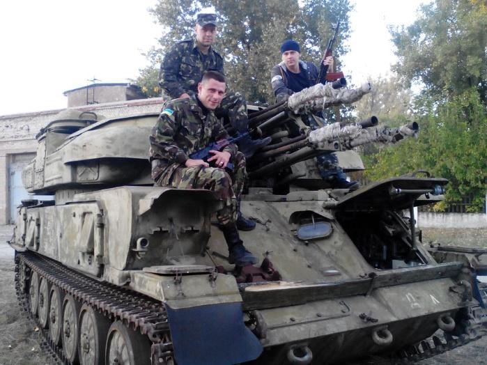 """""""Укроборонпром"""" успешно протестировал новый зенитный комплекс """"Шилка"""""""