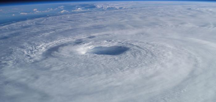 Ураган Harvey угрожает штату Техас