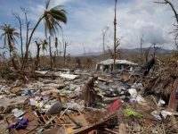 Ураган «Мэтью» унес жизни около 1 тысячи человек на Гаити (фото)