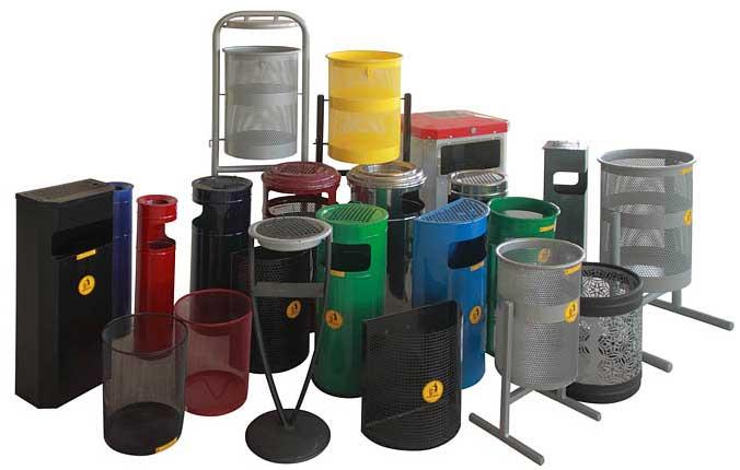 Рекомендации по выбору мусорных урн