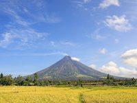 Уровень опасности извержения вулкана Майон на Филиппинах значительно вырос