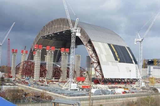 Уровень радиации возле ЧАЭС стал вдвое меньшим