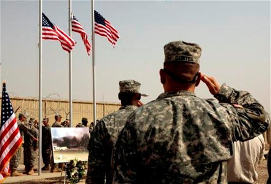 Армия США отправляет в отставку 40 тысяч военных