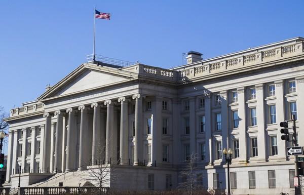 В апреле 2015 года доход бюджета США достиг исторического рекорда