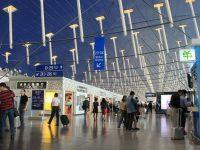 В аэропорту Китая нашли чемоданы, сделанные из кокаина