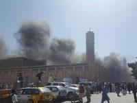 В Афганистане террористы атаковали мечеть: убито более 20 человек, не менее 30 ранено