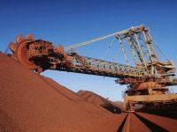 В Австралии резко снижается цена на железную руду