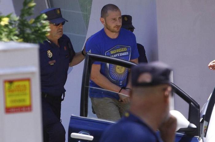 В Барселоне Степан Черновецкий помещен под стражу без права внесения залога