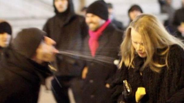 В Берлине зафиксированы случаи сексуальных домогательств в новогоднюю ночь