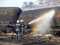 В Болгарии взорвался грузовой поезд с газом: есть погибшие и раненые (фото, видео)