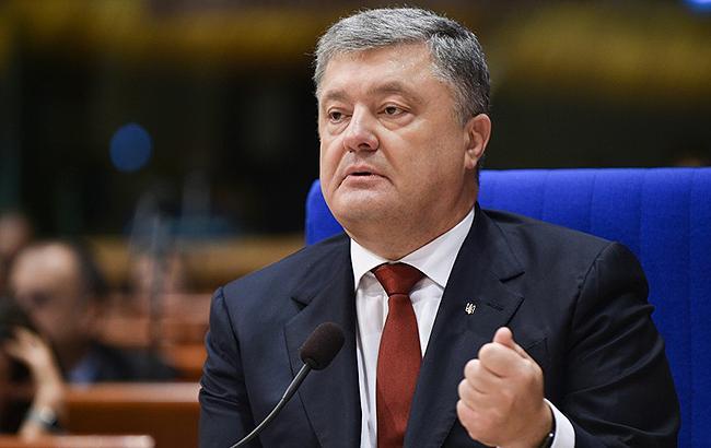 В Давосе Порошенко рассказал о рекордном росте инвестиций в Украину