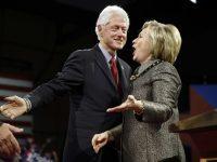 В доме Билла и Хиллари Клинтон произошел пожар