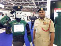В Дубае к 2030 году откроют полицейский участокроботов