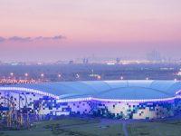 В Дубае начал работать самый большой в мире крытый парк развлечений IMG Worlds of Adventure