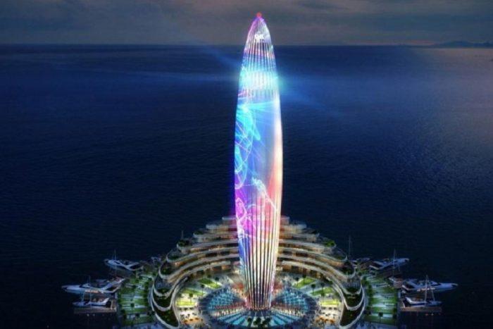 В Дубае появится самый крупный в мире маяк