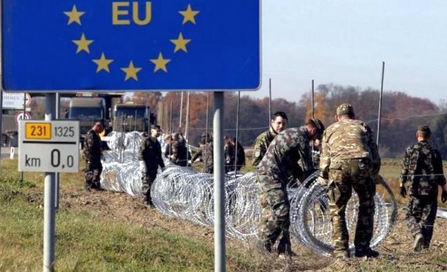 В Евросоюзе создана новая пограничная служба с расширенными полномочиями