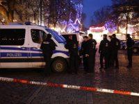 В Германии обезвредили взрывное устройство на потсдамской ярмарке