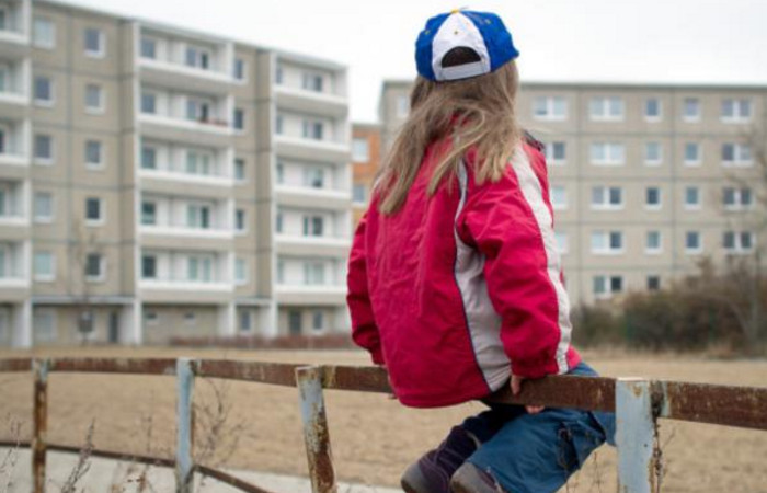 В Германии увеличивается количество детей, страдающих от бедности, - исследование