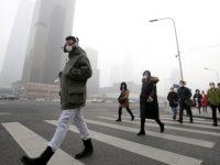 В городах Китая построят огромные воздухоочистительные башни