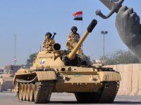 В Ираке прошел военный парад, посвященный победе над Исламским государством