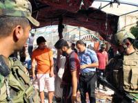 В Ираке смертник подорвался в кафе