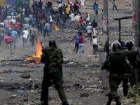 В Кении массовые погромы: убивают жителей, которые приняли участие впрезидентских выборах