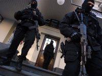 В Киеве неизвестные в масках захватили Фонд социального страхования