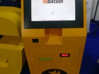 В Киеве установят банкоматы Cryptomat для покупки Bitcoin
